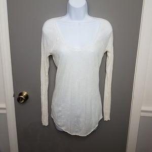 Intimately Free People Long sleeve Camisol Lace M